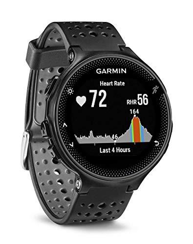 2. Garmin Forerunner 235, 5 bar wasserdicht, GPS, Herzfrequenz, geringes Gewicht