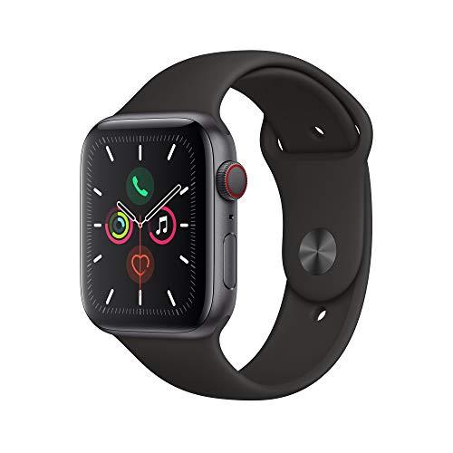 5. Apple Watch 5,10 bar wasserdicht, GPS, Herzfrequenz, Sturzerkennung, EKG, SIM Karte
