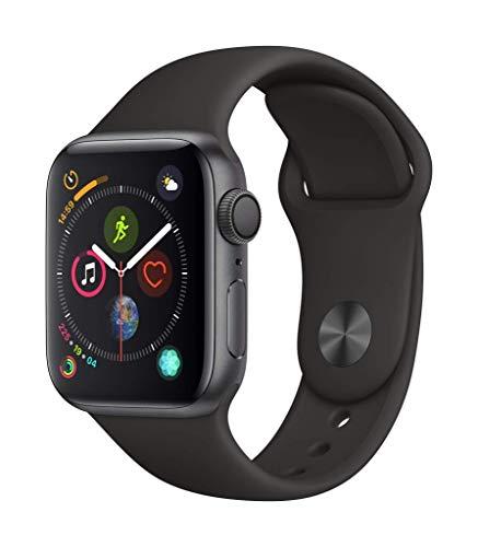 6. Apple Watch 4, GPS, Puls, 5 bar wasserdicht