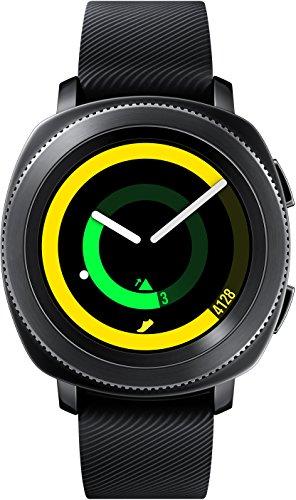 8. Samsung Gear Sport, 5 bar wasserdicht, GPS, Herzfrequenz