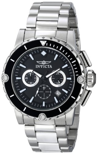 4. Invicta, 10 bar, Quarz