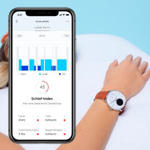Smartwatch Schlaftracking